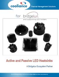 Bridgelux LED Heatsink