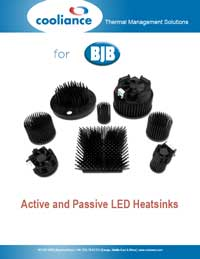 BJB LED Heatsink Holder