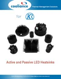 Kangrong LED Heatsink Holder