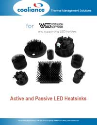 Vossloh LED Heatsink